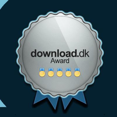 Bedste vurdering givet til SpeedUpMyPC af Download.dk's software-eksperter.